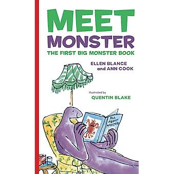 Meet Monster by Blance & EllenCook & Ann