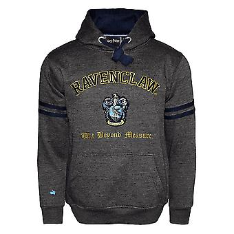 Unisex Harry Potter Ravenclaw Applique Embroidered House Crest Hoodie