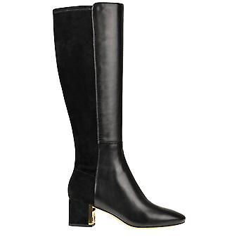 Tory Burch Ezgl032021 Women's Black Leather Boots