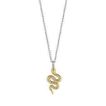 Collier Ti Sento Poolside reflections 3923SY-42 - Collier Argent forme animale dor�e Femme