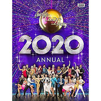 Virallinen Strictly Come Dancing annual 2020 by Alison Maloney - 978178