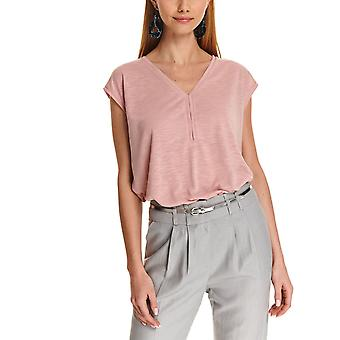 Top Secret Women's Short Sleeve Blouse
