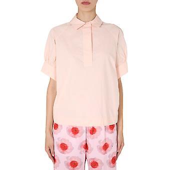 Baum Und Pferdgarten 21010c2085 Women's Pink Cotton Shirt