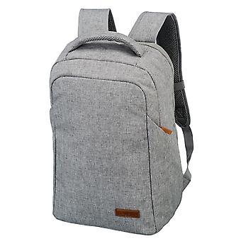 Travelite Basics Safety Sac à dos 46 cm, Gris
