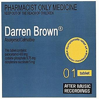 Darren Brown - Analgetikum / beruhigend [CD] USA import