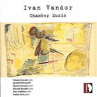 Vandor / Ceccanti / Fossi - Chamber Works [CD] USA import