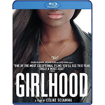 Girlhood [BLU-RAY] USA import