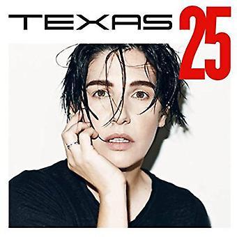 Texas - Texas 25 [CD] USA import