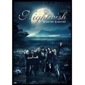 Nightwish - Showtime Storytime [CD] USA import
