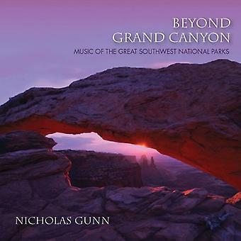Nicholas Gunn - Beyond Grand Canyon: Music of the Great Southwest [CD] USA import