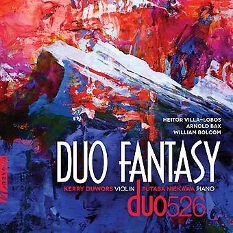 Duo Fantasy [CD] USA import