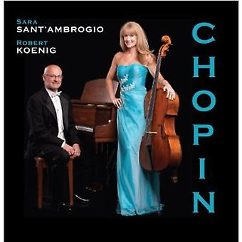 Sara Sant'Ambrogio - import USA The Chopin Collection [CD]