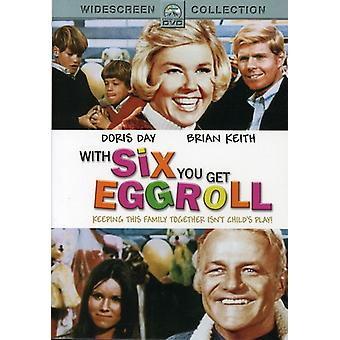 With Six You Get Eggroll [DVD] USA import