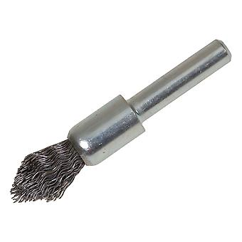 Lessmann Pointed End Brush met Schacht 12/60 x 20mm 0,30 Staaldraad LES451162