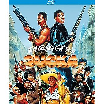 I'm Gonna Git You Sucka [Blu-ray] USA import