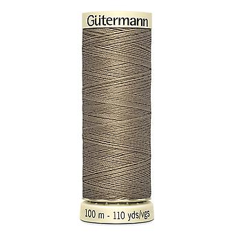 Gutermann Sew-all 100% Polyester Thread 100m Hand and Machine Colour Code  - 724