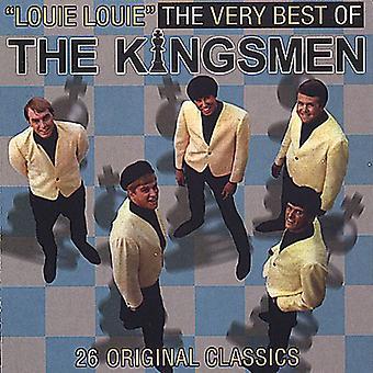 Kingsmen - Louie Louie-Very Best [CD] USA import