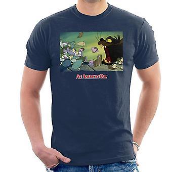 An American Tail Mott Street Maulers Men's T-Shirt