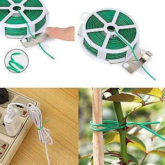 Garden Tie With Protection Bag, Plastic Wire Binding Line, Climbing Plants