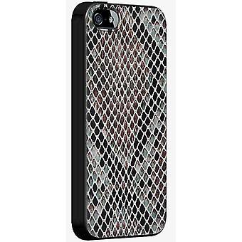 Milk & Honey Snake Skin Case for iPhone 5/5S/SE - Black/Snake Skin