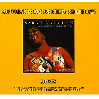 Vaughan/Count Basie Orchestra - Send in the Clowns [CD] USA import