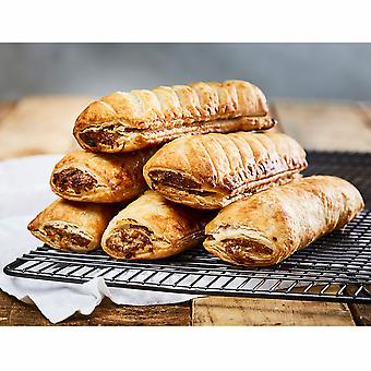 Country Range Frozen Vegan Sausage Rolls