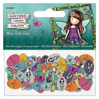 Gorjuss Faerie Folk Mini Die-Cuts (200pcs) (GOR 157124)