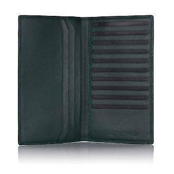 Green Label Luxury Leather Breast Wallet