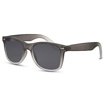 Sunglasses Unisex wayfarer grey-white/smoke (CWI2489)