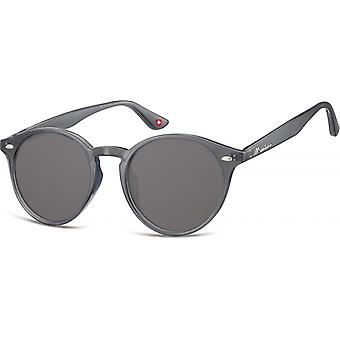 "Sunglasses Unisex Panto Cat.3 grey (""s20f"")"
