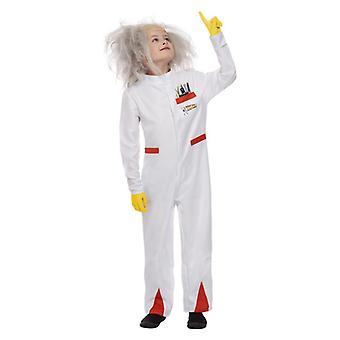 Drenge tilbage til fremtiden Doc Fancy Dress Kostume