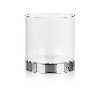 LED Indoor Table Lamp Chrome