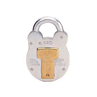 Henry Squire 440 Vieux cadenas anglais avec boîtier en acier 51mm HSQ440