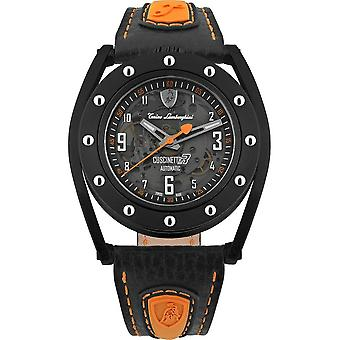 Tonino Lamborghini - Wristwatch - Men - Cuscinetto R - orange - TLF-T02-3