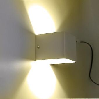 Vägglampa Led 3w justerbar, invändigt sovrum Vägglampa Ljus