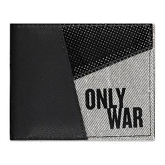 Warhammer 40k - Only War Phrase Bifold Wallet Male Black/Grey (MW437224WHM)
