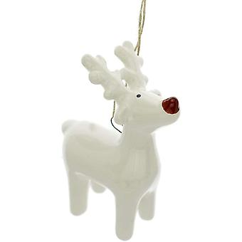 Reindeer Tree Decoration  by Giftware Trading