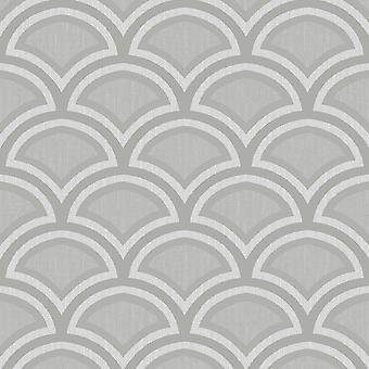 Glitter Moon Wallpaper Gris / Silver Debona 2481