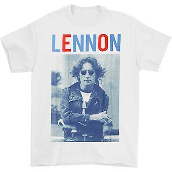 John Lennon John Lennon Red White & Lennon T-shirt