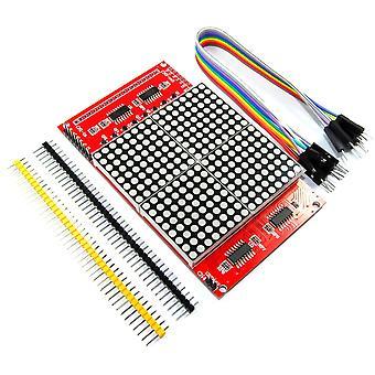 Keyes 16x16 Red LED Matrix Modul