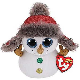 TY Beanie Boo - Flurry the Snowman