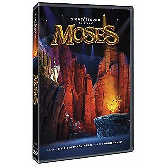 Moses [DVD] USA import