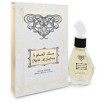 Musk Al Safwa By Rihanah Eau De Parfum Spray (unisex) 2.7 Oz (men) V728-547132