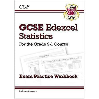 Ny GCSE Statistik Edexcel Eksamen Practice Workbook - for Grade 9-1 Kursus (omfatter svar)