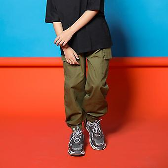 Vêtements hip-hop pour enfants, casual pants Jazz Dancing Clothes Wear