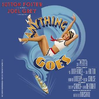 New Broadway Cast - Anything Goes [CD] USA import