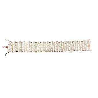 VJ Since 1890 Cecilia Collection Silverarmband 28g 18cm - CCWOMB27