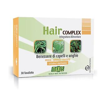 Hair Complex 30 tablets of 1400mg