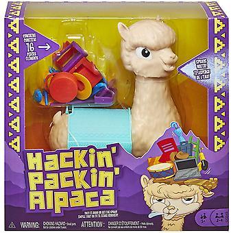 Hackin' packin alpaca game