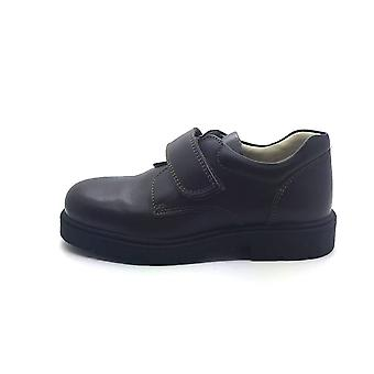 PETASIL School Sv Classic Shoe Brown Ollie